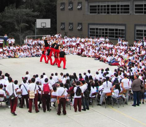 deep heart working in schools